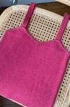 Top darcy - gypsy pink - Andore Paris - 2