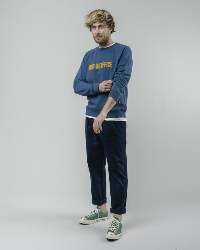 Out of office sweatshirt - Brava Fabrics num 3