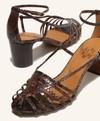 Sandales brune - Etre amis - 6