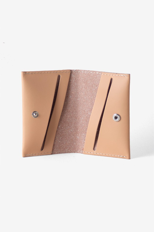 Bill fold wallet - Walk with me num 0