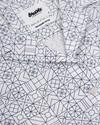 Portuguese tiles shirt dress - Brava Fabrics - 4