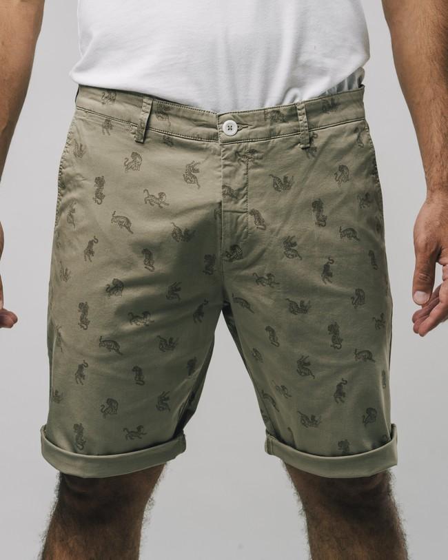 Roar roar printed shorts - Brava Fabrics