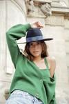Top darcy - lucky green - Andore Paris - 3