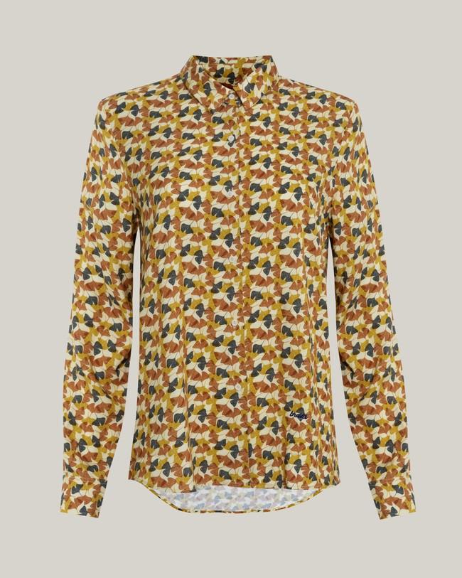 Ginkgo printed blouse - Brava Fabrics num 1