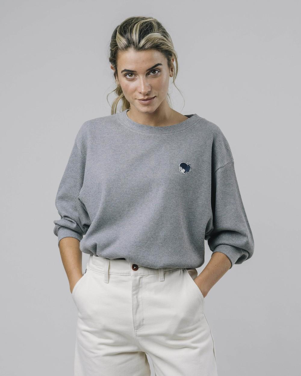 Yoko 3/4 sleeve t-shirt - Brava Fabrics
