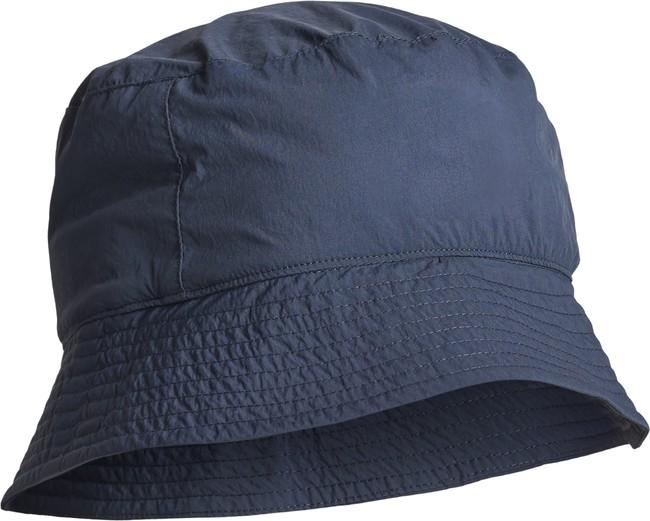 Bob bleu nuit en nylon recyclé - leaf - Knowledge Cotton Apparel