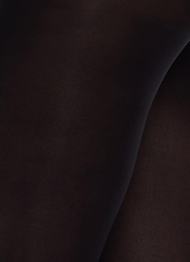 Collants 60 deniers noirs recyclés - olivia - Swedish Stockings num 3
