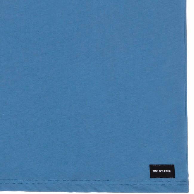 T-shirt en coton bio blue sailor - Bask in the Sun num 3