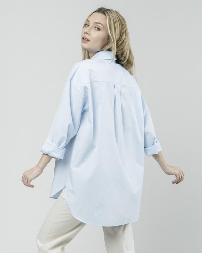 Tile essential oversized blouse - Brava Fabrics num 5