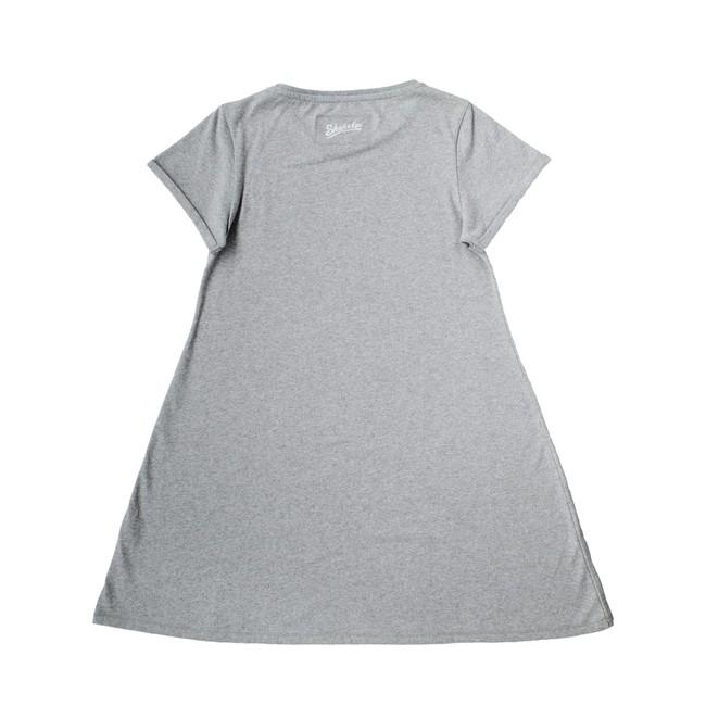 Teahupoo dress - grey - Shak & Kai num 6