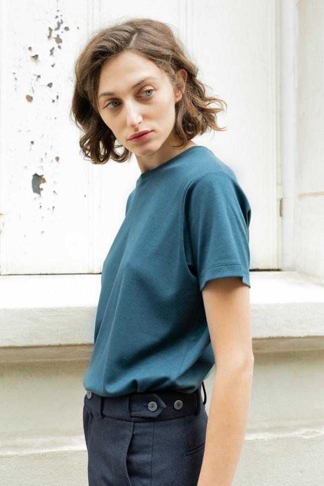 T-shirt coton bio camden - Noyoco num 3