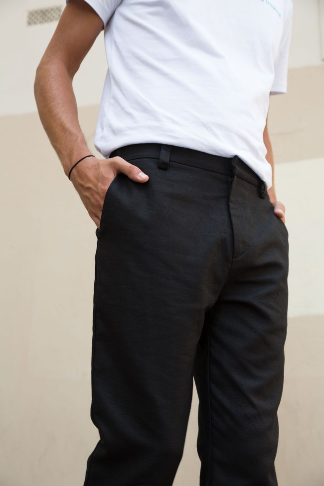 Pantalon stockholm - Noyoco num 8