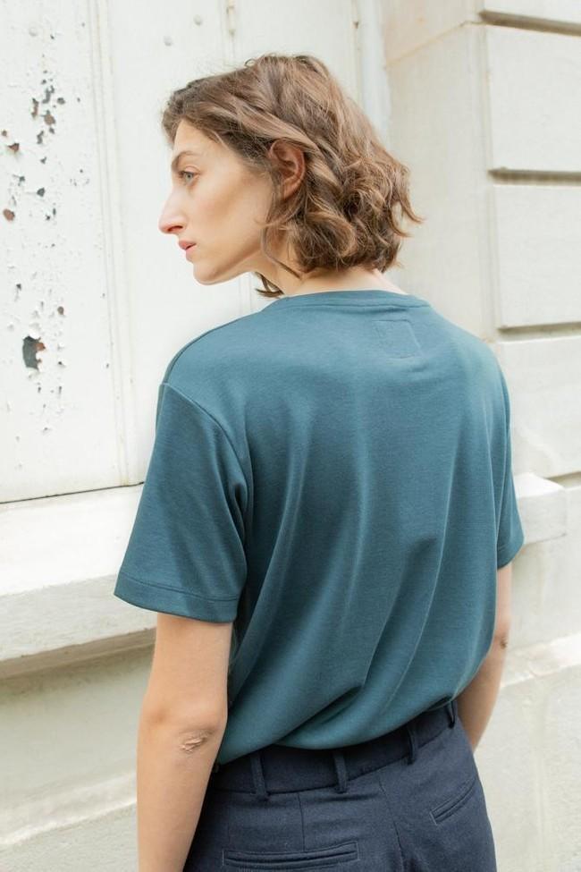 T-shirt coton bio camden - Noyoco num 1