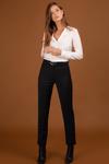 Pantalon tailleur new-york vert profond - 17h10 - 1