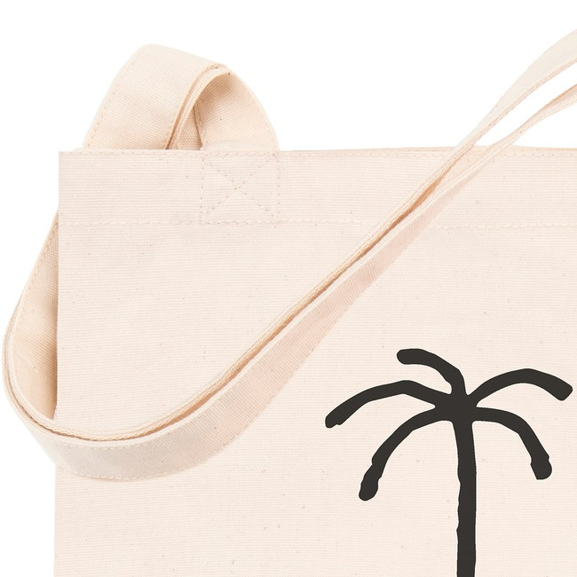 en coton bio white palm tree - Bask in the Sun num 3
