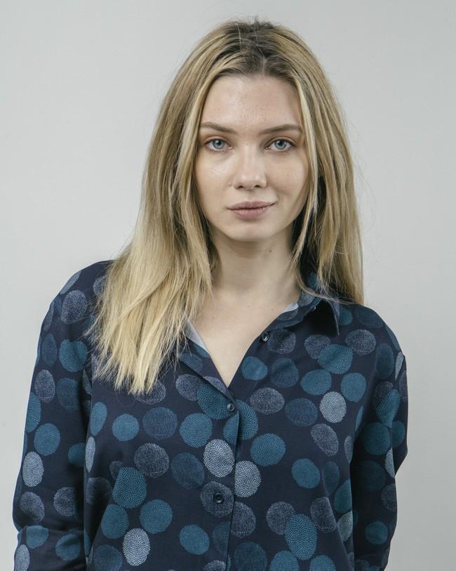 Hana bloom printed blouse - Brava Fabrics num 4