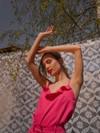 Caraco rose - Maison Alfa - 1