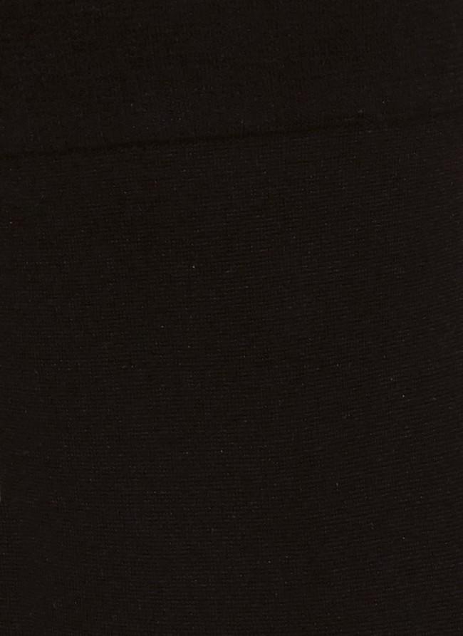 Chaussettes hautes 60 deniers noires recyclées - ingrid - Swedish Stockings num 2