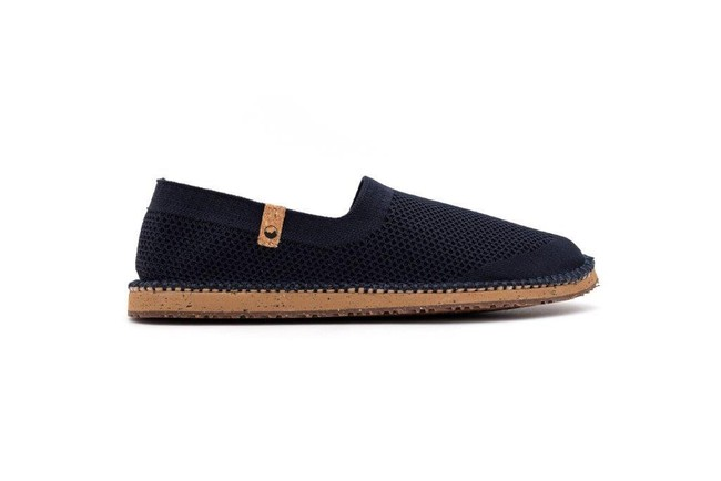 Chaussures recyclées sequoia navy - Saola num 2