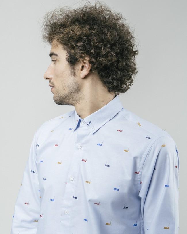 Autoscooter essential shirt - Brava Fabrics num 5