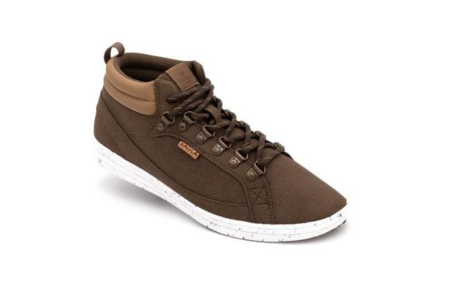Chaussures recyclées baikal chocolate - Saola