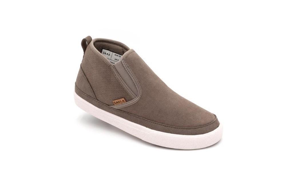 Chaussures recyclées tahoe brindle - Saola