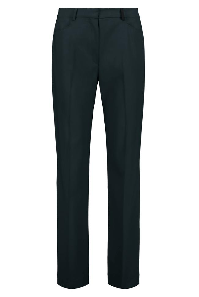 Pantalon tailleur berlin vert bouteille - 17h10 num 1
