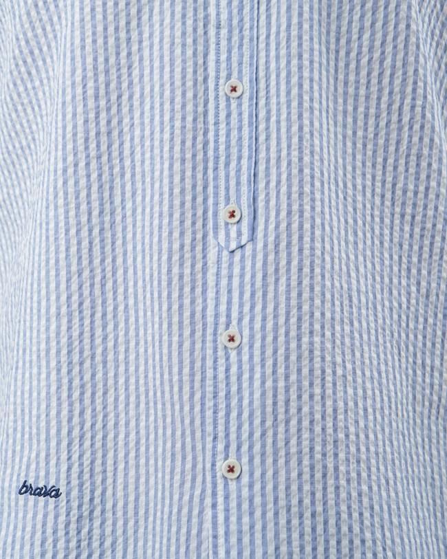 Sakuraya tea essential shirt - Brava Fabrics num 8