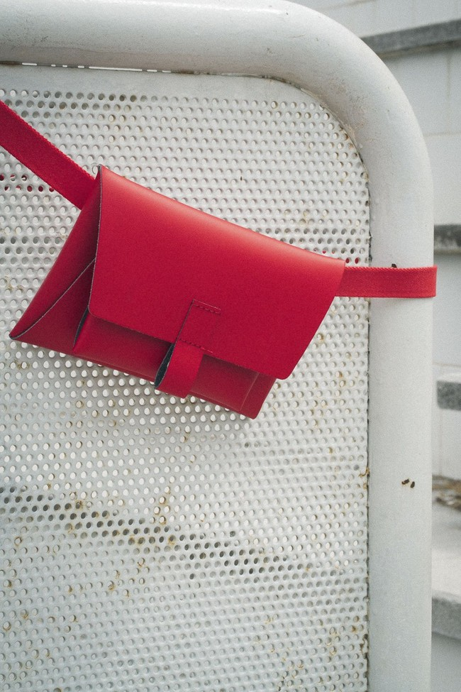 Kangaroo belt bag - Walk with me num 2