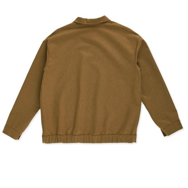 Veste recyclée - la veste authentique camel - Hopaal num 6