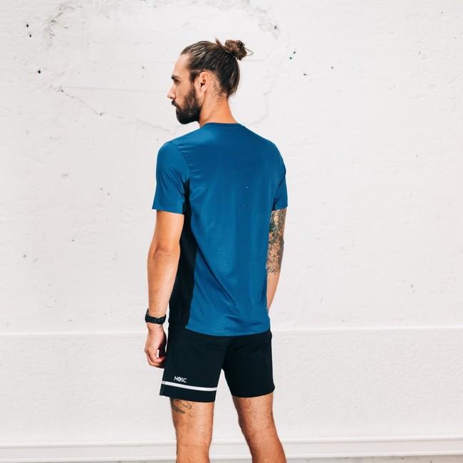 Wild tee-shirt - haut technique & recyclé - Nosc num 1