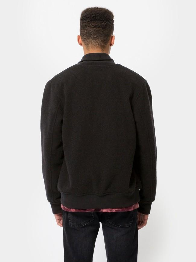 Veste en laine noire - bengan - Nudie Jeans num 2