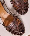 Sandales brune - Etre amis - 2