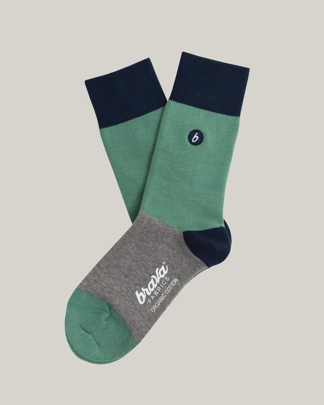 Organic cotton socks city - Brava Fabrics num 1