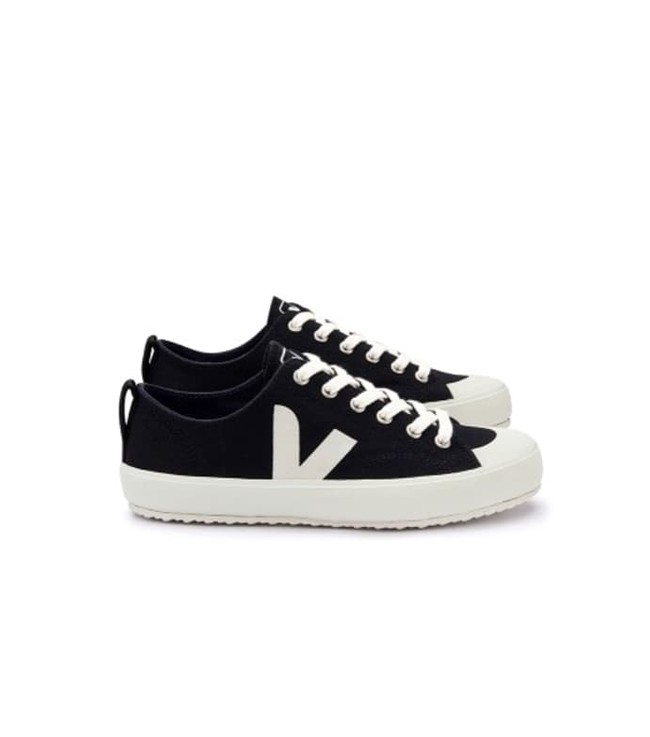 Baskets nova canvas black pierre - Veja