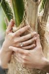 Bague fleur mesua ferrea -argent recyclé - Elle & Sens - 3