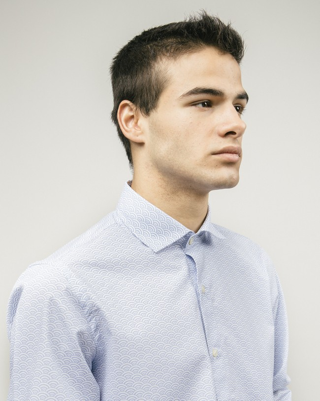 Shibuya printed shirt - Brava Fabrics num 3