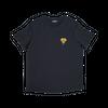 T-shirt gris en lyocell • éléphant or - Omnia in uno - 3