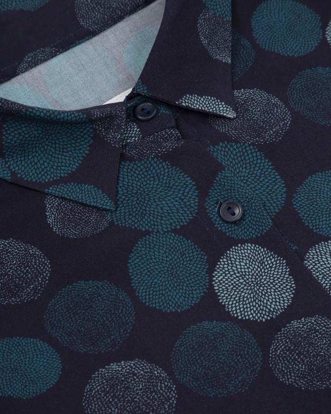 Hana bloom printed blouse - Brava Fabrics num 2