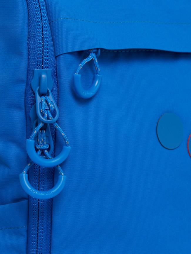 Sac à dos bleu recyclé - purik - pinqponq num 5