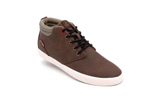 Chaussures recyclées niseko brown - Saola