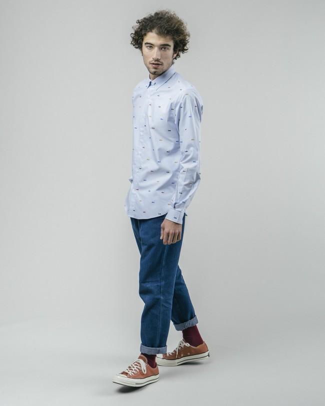 Autoscooter essential shirt - Brava Fabrics num 4