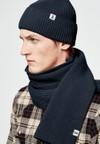 Bonnet marine en coton et laine bio - maax - Armedangels - 2