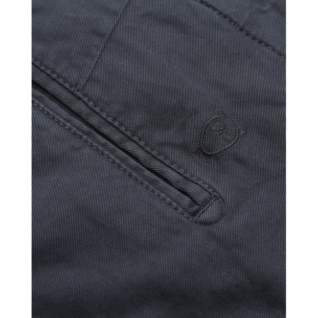 Chino slim marine en coton bio - joe - Knowledge Cotton Apparel num 3