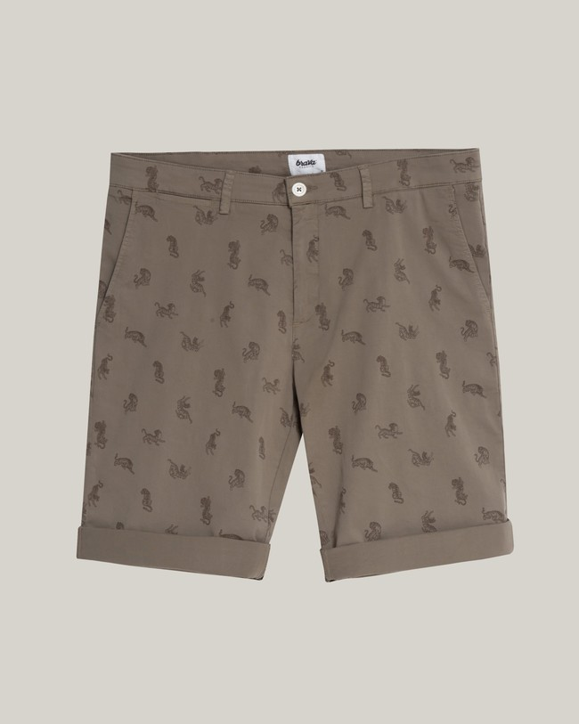 Roar roar printed shorts - Brava Fabrics num 1