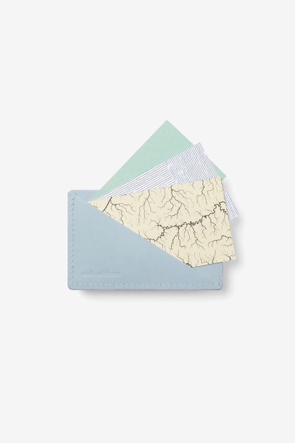 Triangle wallet - Walk with me