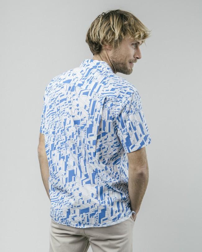 Urban district aloha shirt - Brava Fabrics num 5