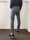 Pantalon homme gris castor - Les Récupérables - 2