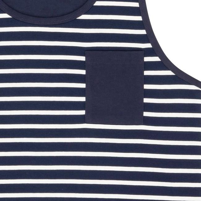 T-shirt navy zarautz - Bask in the Sun num 2