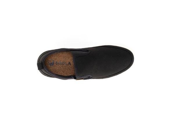Chaussures recyclées tahoe black - Saola num 3